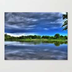 Rock Cut State Park - HDR Canvas Print
