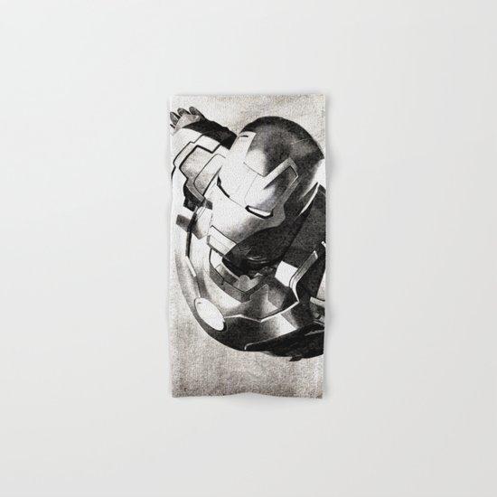 Iron Man III Hand & Bath Towel