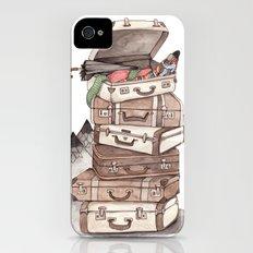 Let's Go Adventuring Slim Case iPhone (4, 4s)