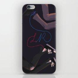 VIXX LR: Whisper iPhone Skin