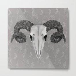 Baa-Ram-Ewe Metal Print
