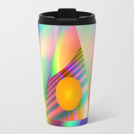 Point of illumination Travel Mug