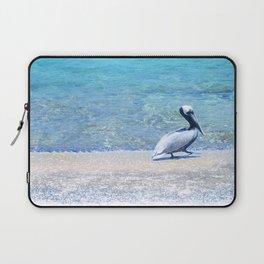 Strutting Pelican Laptop Sleeve