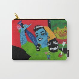 This Means War Carry-All Pouch