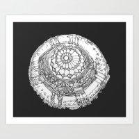 Rotundus Art Print