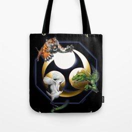 Uechi poster Tote Bag