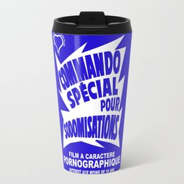 COMMANDO POUR SODOMISATION Travel Mug