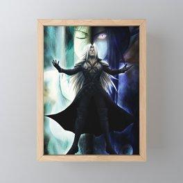 Sephiroth - Mother Framed Mini Art Print