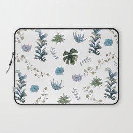 Indoor plant pattern Laptop Sleeve