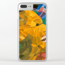 insanity Clear iPhone Case
