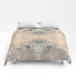 Glitch Vintage Rug Abstract Comforters