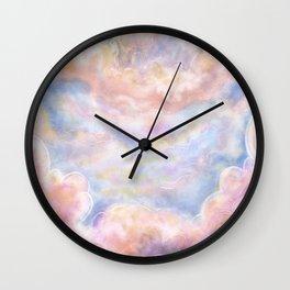 Cloudland Wall Clock