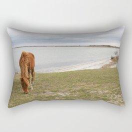 Assateague Rectangular Pillow