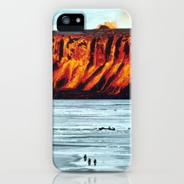 Wandering iPhone Case