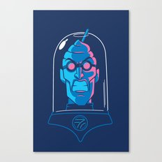 Mr. Brain Freeze Canvas Print
