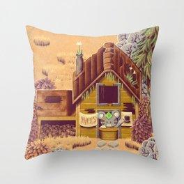 Stardew Valley - Hat Seller Throw Pillow