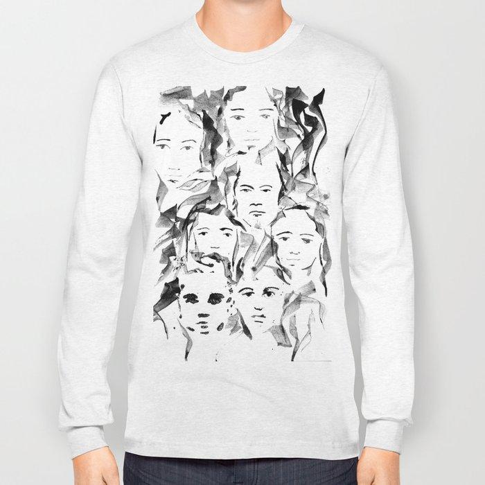 ROSTROS Long Sleeve T-shirt