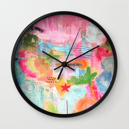 These United States Wall Clock
