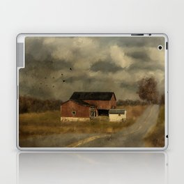 The Coming On Of Winter Laptop & iPad Skin
