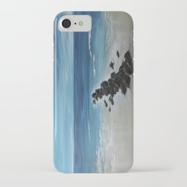 Jersey Shore Jetty iPhone Case