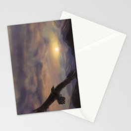Chase the Morning Stationery Cards