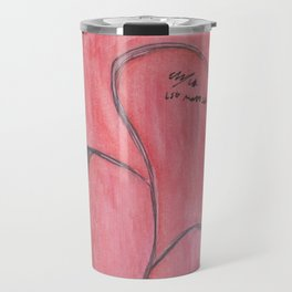 There are rules, but rules may be rewritten if only one hand holds the ink. Travel Mug
