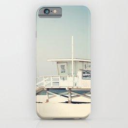 Hermosa Beach  iPhone Case