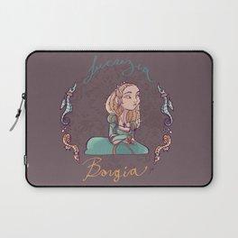 Lucrezia Borgia! Laptop Sleeve