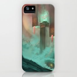 Temple of Earth iPhone Case