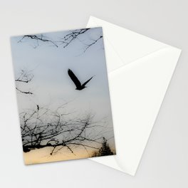 My Friend, The Eagle Stationery Cards