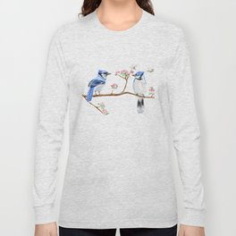 Hope and Courage by Teresa Thompson Long Sleeve T-shirt