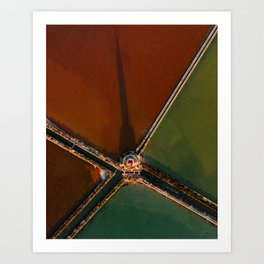 The Tower – Abstract Landscape Photography Art Print