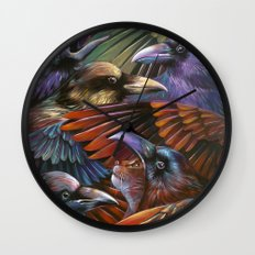 One of the Gang Wall Clock