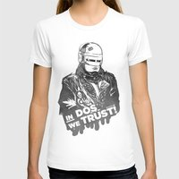 robocop T-shirts featuring Robocop  by Superdroso