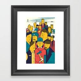 Fargo Framed Art Print