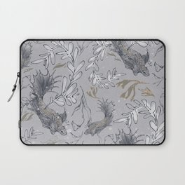 Goldfish, make a wish! Laptop Sleeve