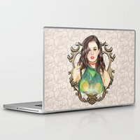 charli xcx Laptop & iPad Skins featuring Charli XCX by Share_Shop