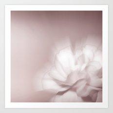 Pink whisp Art Print