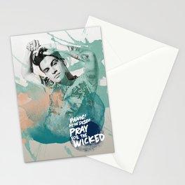 Panic! Stationery Cards