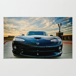 This Dodge Viper GTS is stirring up trouble Rug