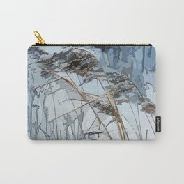 WINTER bulrush Carry-All Pouch