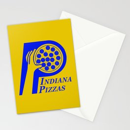 Indiana Pizzas Stationery Cards