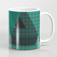 triangle Mugs featuring Triangle*** by Mr and Mrs Quirynen