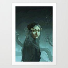 Opsis Art Print