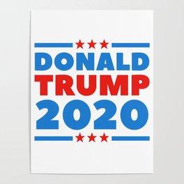 Trump 2020 T-Shirt Poster