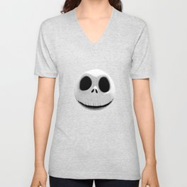 Scary Cute Halloween Unisex V-Neck
