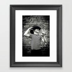 Juvenile Jazz 3 Framed Art Print