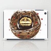 wild things iPad Cases featuring Wild things by Torekdg