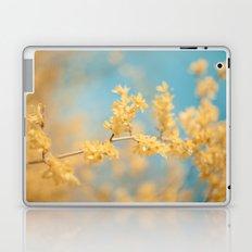 I Dream In Yellow Laptop & iPad Skin