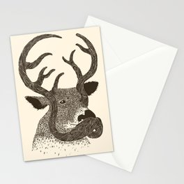 Moustaches Make a Difference Stationery Cards